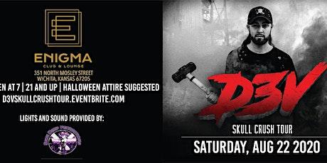 Beats& Bass D3v-Skullcrush Tour tickets