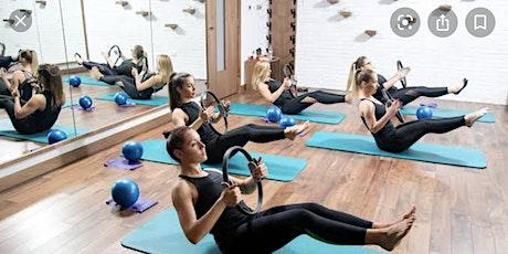 Barre/Pilates Class tickets