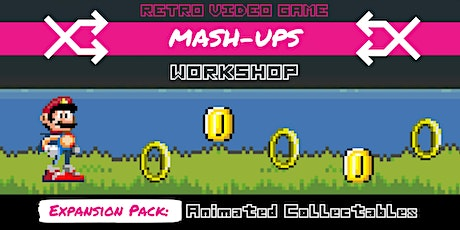 Retro Mash-Ups - Expansion Pack 1 | Animated Collectables Tickets