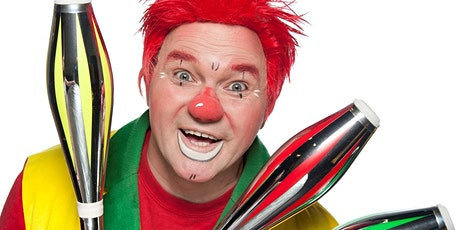 CLOWNSHOW 4+  - Clown FLAPIPO Kindershow tickets