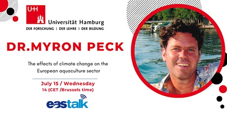 EAStalk with Dr. Myron Peck - The effects of climate change (aquaculture) tickets