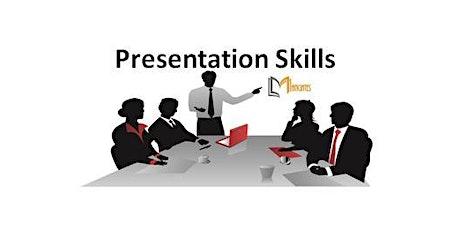 Presentation Skills 1 Day Virtual Live Training in Sydney tickets