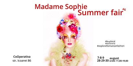 Madame Sophie - Summer Fair tickets