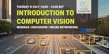 Introduction to Computer Vision tickets