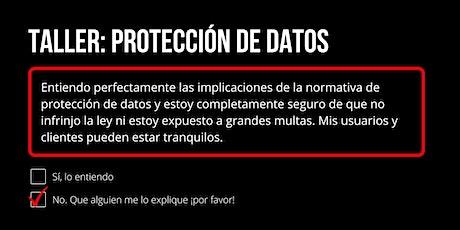 Protección de Datos y Privacidad: Soportes Digitales entradas