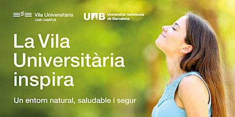 Sesiones informativas  Vila Universitària UAB ingressos