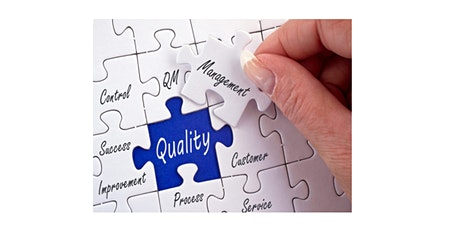 Quality Management 1 Day Virtual Live Training in Adelaide tickets