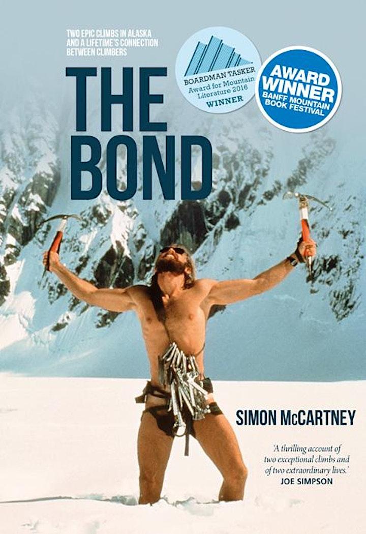 Simon McCartney - The Bond - Online Talk image