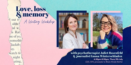 Love, Loss & Memory:  A Writing Workshop tickets