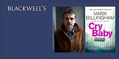 Join crime writer Mark Billingham as ...