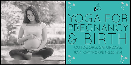 Yoga for Pregnancy & Birth tickets