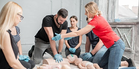 First Aid & CPR Training | Brampton | Red Cross tickets
