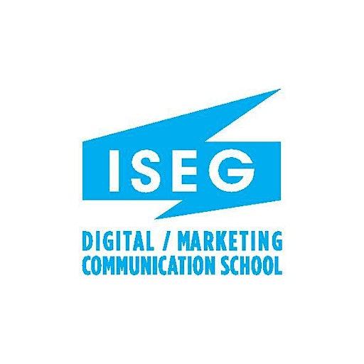 ISEG Digital Marketing and Communication School  logo