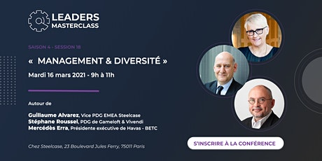 "Leaders Master Class - ""Management & Diversité "" billets"