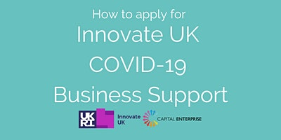 How to Apply for Innovate UK's £200m COVID-19 Business Support Package