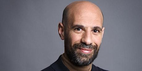 Lezing Abdelkader Benali in het kader van Maand van de Geschiedenis 2020 tickets