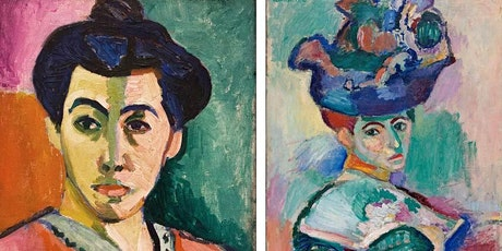 THE  PORTRAIT IN  ISOLATION:  PAINTING IN COLOURonline  Session! tickets