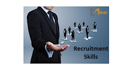 Recruitment Skills 1 Day Virtual Live Training in Sydney tickets