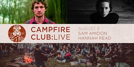 Campfire Club: London | Sam Amidon, Hannah Read tickets