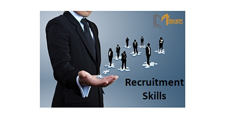 Recruitment Skills 1 Day Virtual Live Training in Perth tickets