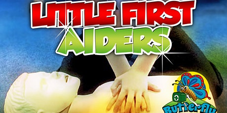Copy of Little First Aiders - SUMMER  KIDS WORKSHOP-Certificates & Show tickets