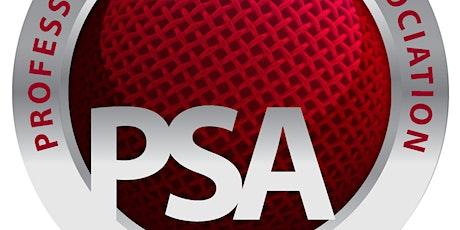 PSA South East July Online Event: Fun, Fun, Fun! tickets