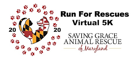 Race for Rescues Virtual 5K tickets