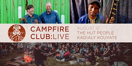 Campfire Club: London | The Hut People, Kadialy Kouyate tickets