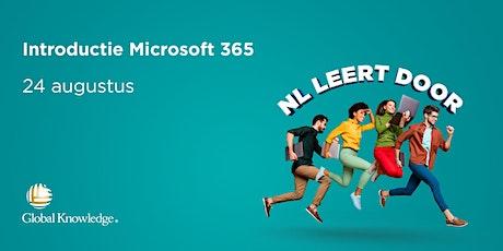 Introductie Microsoft 365 tickets