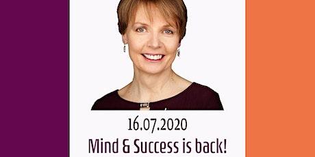 MIND & SUCCESS mit Vivienne Posch ist zurück! Tickets