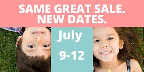 Presale Just Between Friends of Denver All Season Sale July 2020 tickets