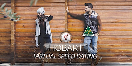 Hobart Virtual Speed Dating | 48-65 | August tickets