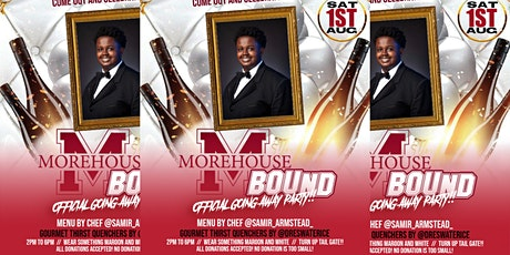TURN UP TAIL GATE:: WEAR SOMETHING  MAROON & WHITE tickets