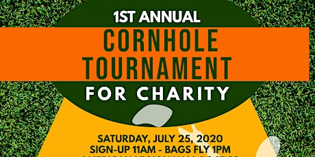 1st Annual Cornhole Tournament tickets