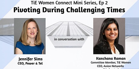 Global Event - TiE Women Connect Mini-Series (Episode 2) tickets
