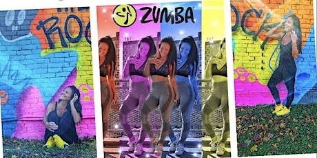 OUTDOOR ZUMBA FITNESS + ABS TUESDAYS 6PM tickets