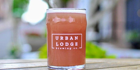 Outdoor Yoga Fundraiser with Urban Lodge Brewery tickets