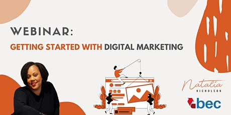 Getting Started with Digital Marketing – Now More Than Ever! tickets