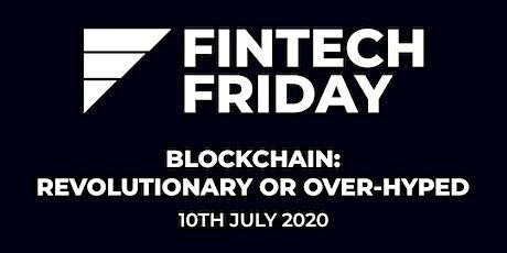Fintech Friday tickets