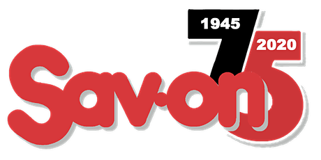 Sav-On Drug 75th Anniversary Reunion Brunch is postponed-Updates Nov. 2020 tickets
