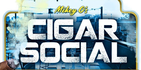 Mikey O's July ROOFTOP Cigar Social tickets