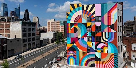 Philadelphia Mural Art Walking Tour tickets