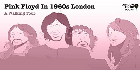Pink Floyd In 1960s London tickets