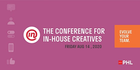 @in: the conference for in-house creatives 2020 tickets