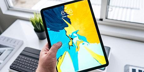Webinar iPadOS biglietti