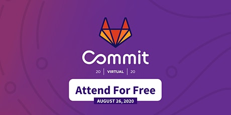 GitLab Commit Virtual tickets