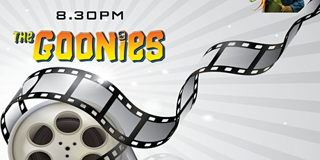 Drive in Cinema Carrickfergus Castle - Goonies tickets