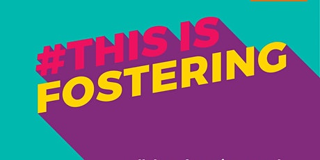 Introduction to Fostering in Bolton tickets