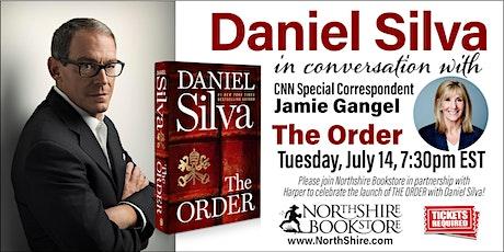 Harper Presents Daniel Silva in conversation with Jamie Gangel tickets