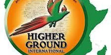 Higher Ground International- Rukiya Center COVID-19 Response: Thursdays tickets